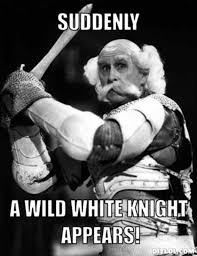 White Knight Meme - lyte the white knight league of legends community