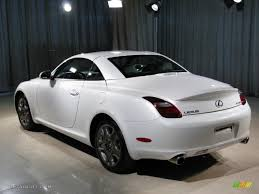 lexus convertible pebble beach edition 2007 starfire white pearl lexus sc 430 convertible 5953632 photo