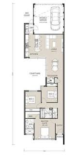 narrow lot home plans colonial southern house plan 61061 colonial southern and vacation