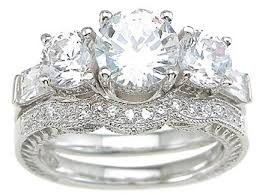 cheap wedding rings cheap 3 wedding ring glamorous cheap wedding rings sets