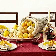 cornucopia centerpiece thanksgiving centerpieces ideas for a festive table