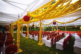 shaadi decorations weddings in garden garden wedding decorations melting flowers