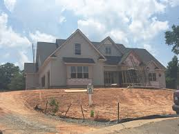 Craftsman Home Plan Progress Photo Of The Travis 1350 Builder North Point Custom