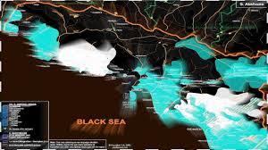 map of abkhazia abkhazia ethnic map