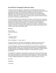 sample follow letter after sending resume outstanding cover