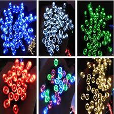 cheap decorations led string light 10m 100 led light