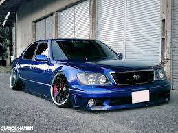 lexus ls400 modified radiused u0026 dumped stancenation form u003e function