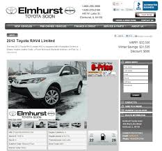 2013 toyota rav4 real dealer prices free costhelper com