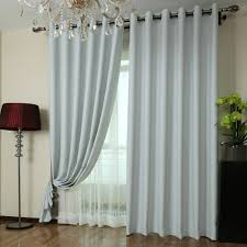 Stylish Blackout Curtains Stylish Light Grey Polyester Made Blackout Curtains Buy As Photo