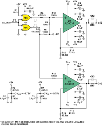 driving pin diodes the op amp alternative analog devices