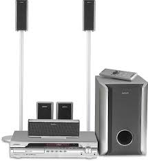 crutchfield home theater sony dav dx375 5 disc dvd home theater system with digital video