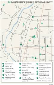 Map Of Dispensaries In Colorado by Medical Cannabis A Growing Business Albuquerque Journal