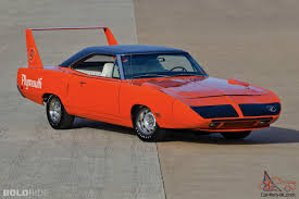 plymouth superbird car classics