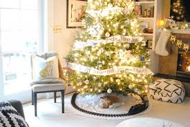 Christmas Decorations Ideas For Home Christmas Home Tour Holiday Decorating Ideas Lemonade Style