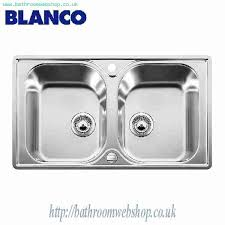Pop Up Kitchen Sink Waste Stainless Steel Kitchen Sinks Blanco Lantos 8 If Stainless Steel