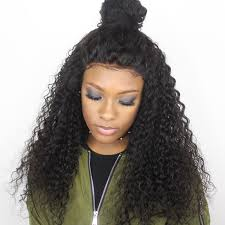 curl in front of hair pic 250 density full lace human hair wigs 7a brazilian hair deep