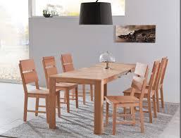 Esszimmertisch Verona En Casa Esszimmertisch Für 6 Stühle Eiche Weiß 140x90cm Küche