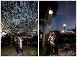 katie and matt u0027s downtown winter garden florida fall engagement