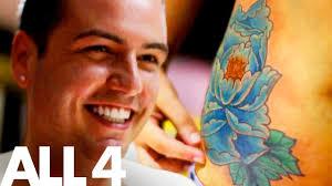 bisexual man u0027s tattoo depicts his emotional journey tattoo