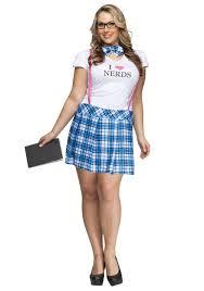 halloween costumes plus size plus i love nerds costume halloween costumes