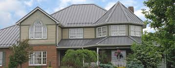 Metal Roof Homes Pictures by Ohio Metal Roofing Metal Siding And Metal Trim For New Homes