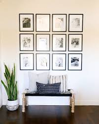 Modern Art Home Decor 25 Best Modern Gallery Wall Ideas On Pinterest Gallery Wall Art