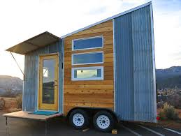 tiny modern home tiny house design boulder