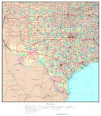 Plano Tx Map Texas Map Online Maps Of Texas State