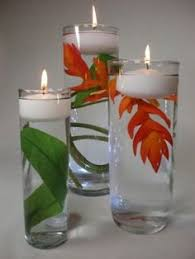 Vase And Candle Centerpieces by Elegant Diy Pearl And Candle Centerpieces Floating Candles