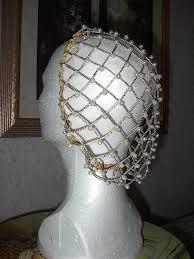 53 best hajháló images on hair nets hair and snood