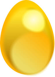 golden easter egg egg golden easter free image on pixabay
