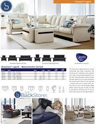 Stressless Windsor Sofa Price Stressless Legend Loveseat By Ekornes High Back Custom Order