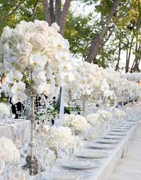 wedding centerpieces for round tables long table decor sonal j shah event consultants llc