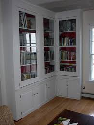 furniture home wall bookcase with doors unique pictures concept