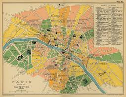 Versailles France Map by Of Paris During The Revolution