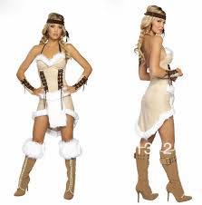 Pocahontas Halloween Costume Adults 33 Native Accessories Images Indian