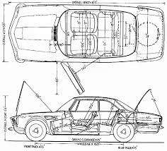 nissan skyline drawing outline 1964 iso rivolta ir 340 giant road test drive