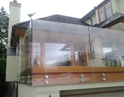 vancouver seamless frameless glass railing installations of