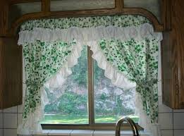 Diy Kitchen Curtain Kitchen Light Red Traditional Kitchen Curtain Design How To