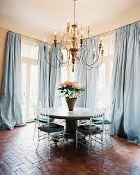 Navy Velvet Drapes Curtains Powder Blue Curtains Decor A Bold Statement With Velvet
