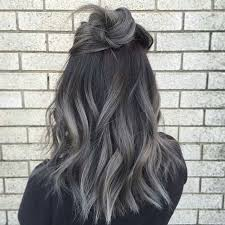 camouflaging gray hair with highlights the 25 best gray hair highlights ideas on pinterest grey hair
