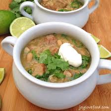 slow cooker pork chili verde joy love food
