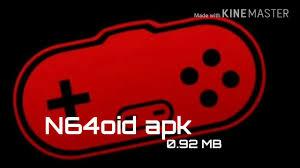 n64oid apk n64oid 2 8 apk