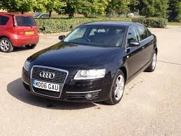 cheap audi a6 for sale uk used 2006 audi a6 saloon 2 0 tdi dpf se diesel for sale in ashford