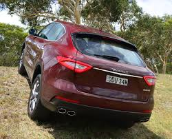 maserati levante blacked out maserati levante a good sport previews driven
