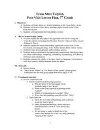 texas revolution lesson plans u0026 worksheets reviewed by teachers