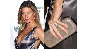 hilary duff engagement ring charting the celebrity engagement ring gisele bundchen