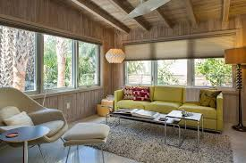 Modern Beachy Interiors Mid Century Modern Interiors