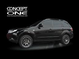 subaru forester concept concept one wheels innovative technology