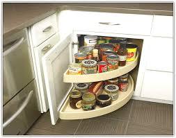 Corner Kitchen Cabinet Storage Home Design Styles - Kitchen cabinet accesories